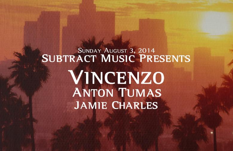 Subtract Music presents Vincenzo
