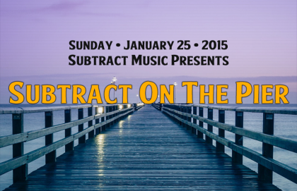 Subtract On The Pier 003: Subtract Residents
