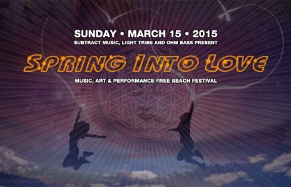 Spring Into Love 2015