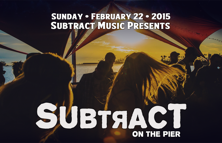 Subtract On The Pier 004: Jason Kendig