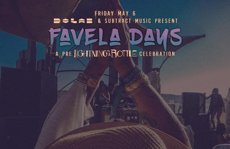 Do Lab & Subtract Music Present Favela Days