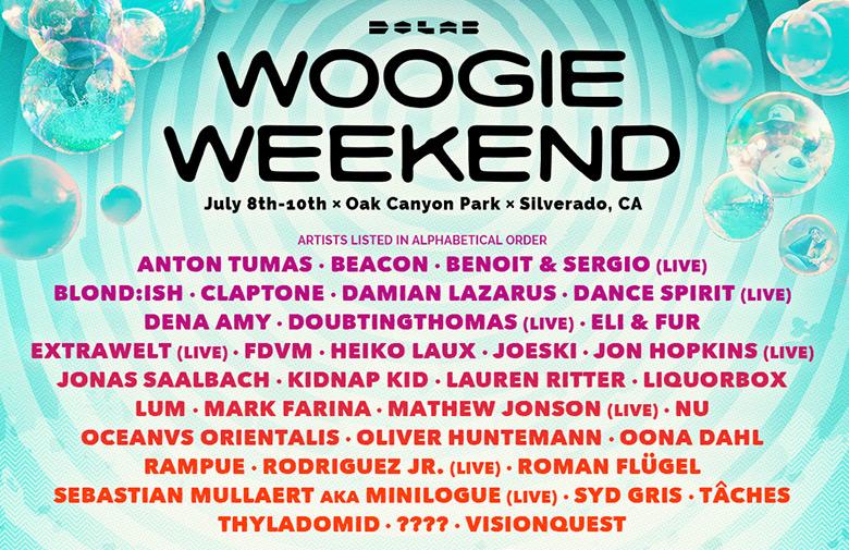 Woogie Weekend x Subtract Afterhours