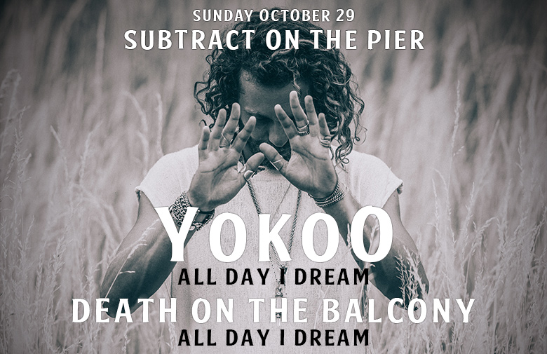 Subtract On The Pier 022: YokoO & Death On The Balcony