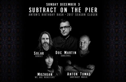 Subtract On The Pier 023: Doc Martin & Solar