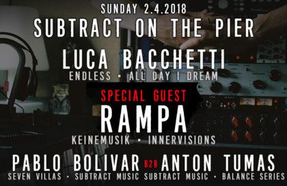Subtract On The Pier 024: Luca Bacchetti & Rampa